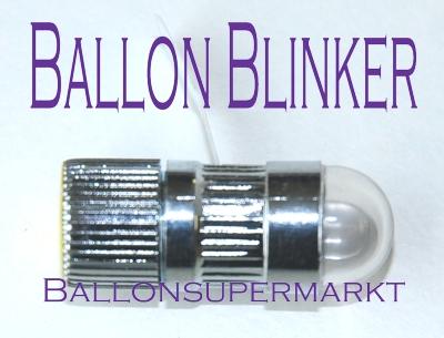 Ballon Blinker, LED Blinker für Luftballons